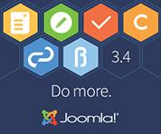Joomla 3.4 - Do more.
