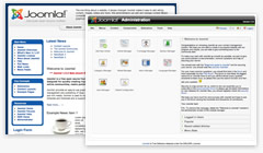 Joomla! Screenshots