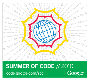 Google Summer of Code 2010