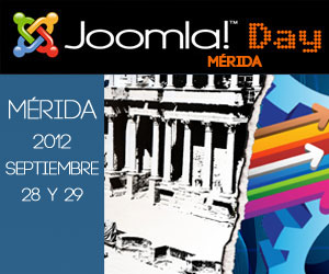 Joomla!Day Spain 2012, Mérida