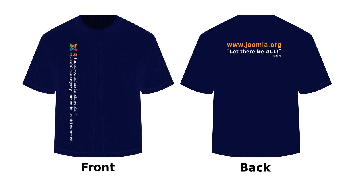 Joomla tshirt design - Joomla Tshirt Design New Limited Joomla 1 6 T Shirt Coming Soon