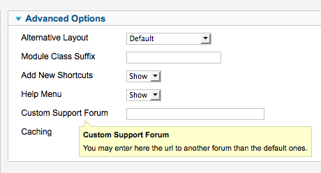 customforum