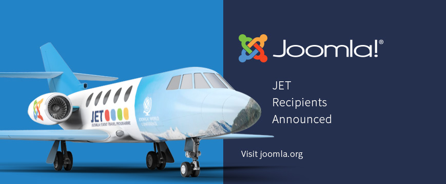 JET Recipients Announced
