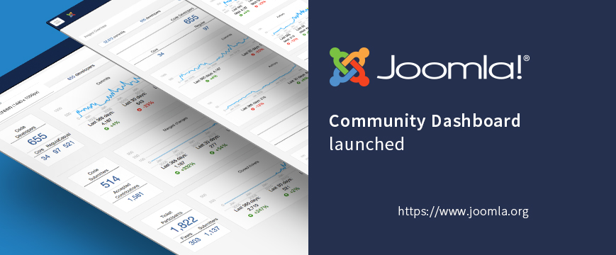 Joomla Community Dashbaord