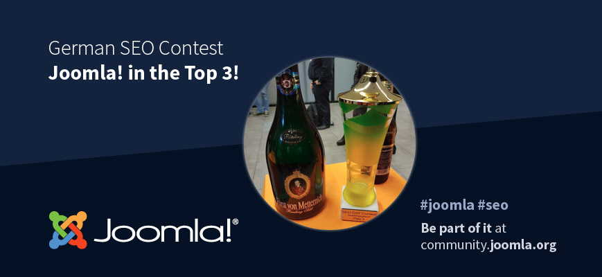 Joomla and German SEO contest