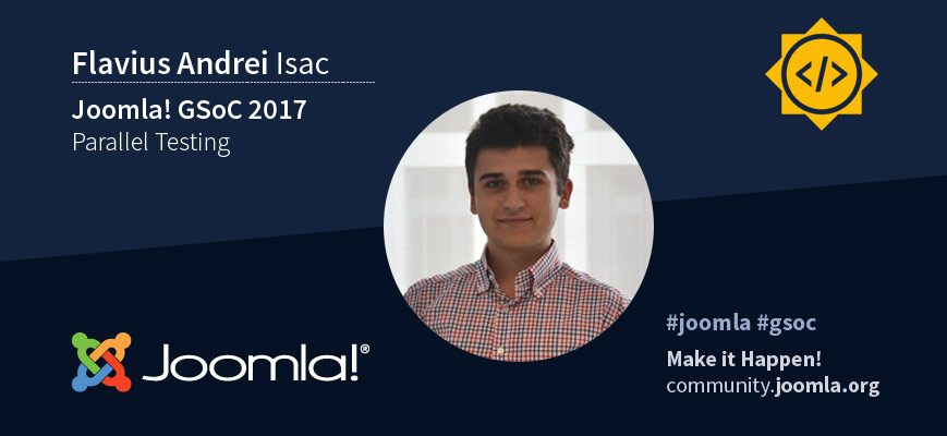 Parallel Testing for Joomla  Flavius Andrei Isac
