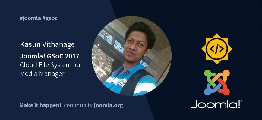 Joomla New Media Manager - Kasun Vithanage