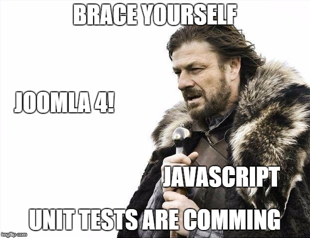 gsoc joomla javascript tests