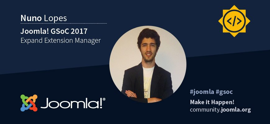 Expand the Joomla Extension Manager with Nuno Lopes