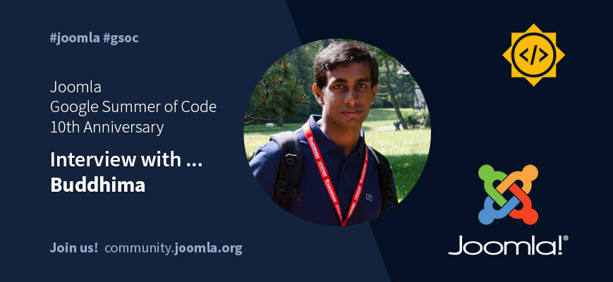 Joomla Google Summer of Code
