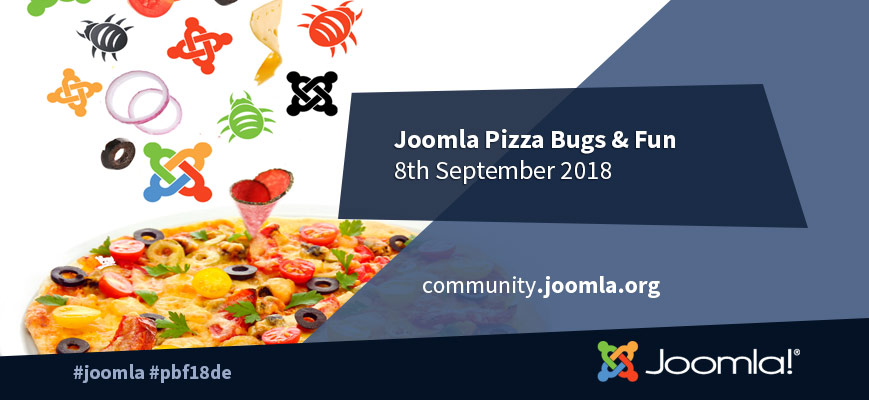 Joomla Pizza Bugs and Fun