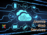 Joomla Web Services graphic