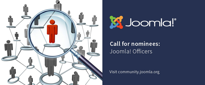Joomla Officer Nominees