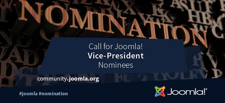 Joomla Vice President