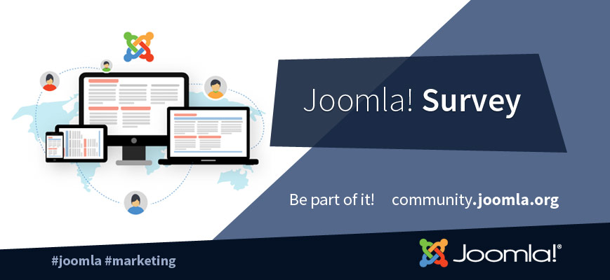 Joomla Marketing Survey