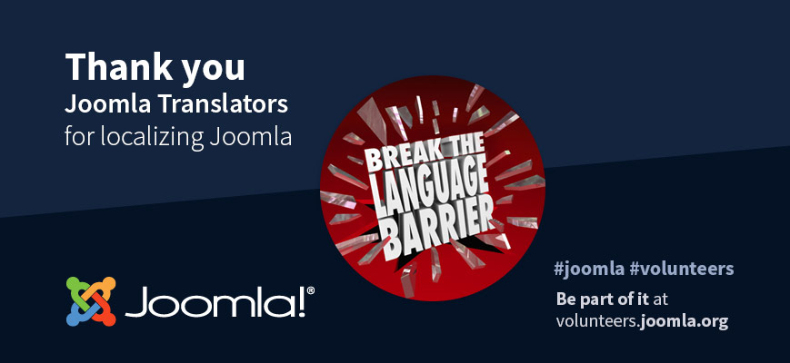 Joomla International Translation Day