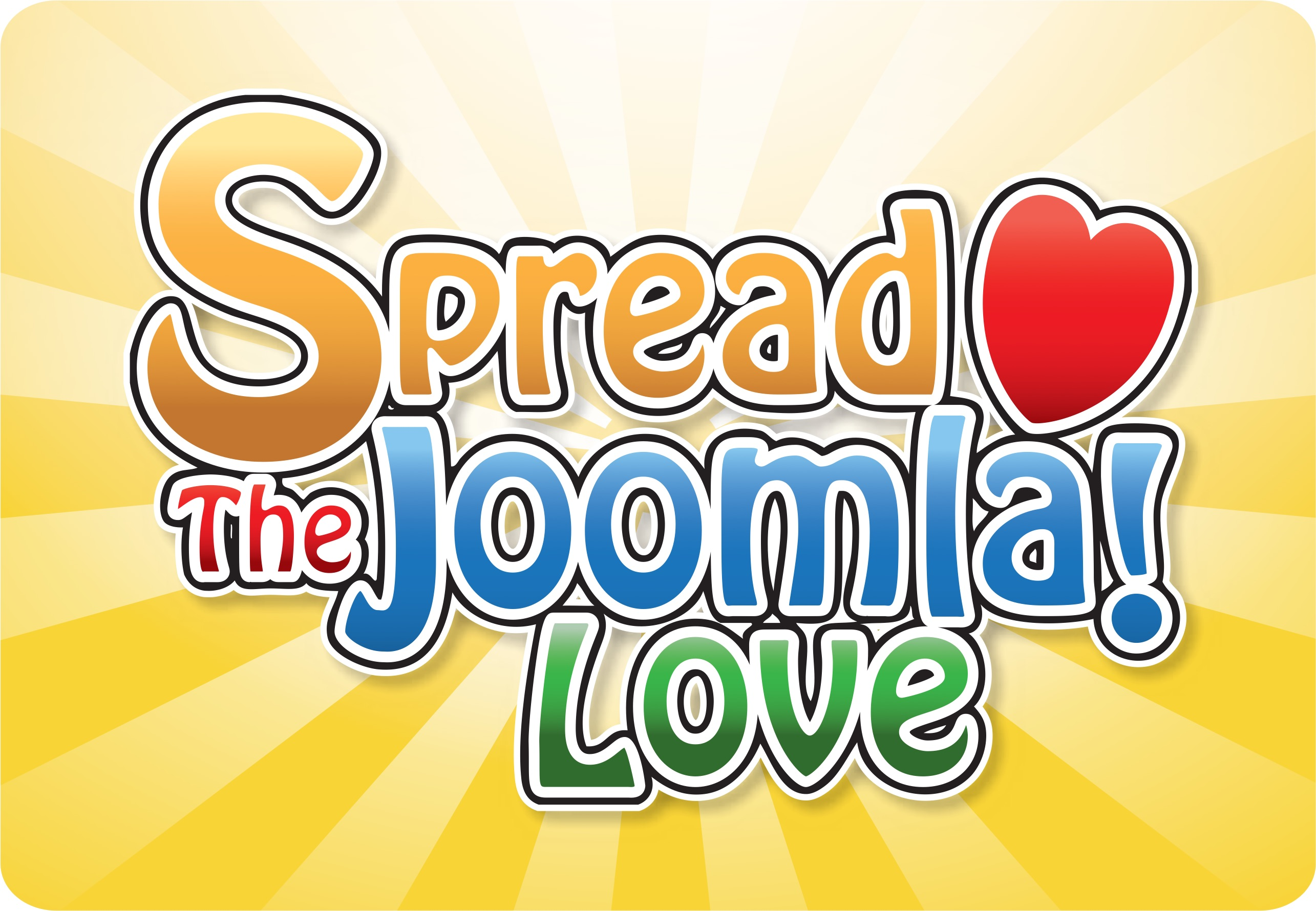 Spread The Joomla! Love