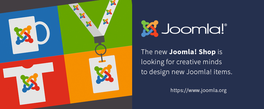 Creative Minds Needed in the Joomla Shop